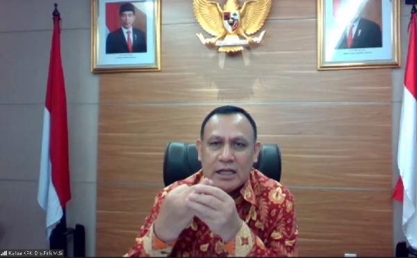 Ketua KPK: Hari Anak Nasional 2021 Momentum Bentengi Penerus Bangsa dengan Nilai Antikorupsi