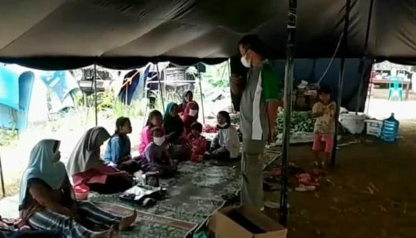 Rumah Rusak akibat Pergerakan Tanah di Cilacap Bertambah, Warga Ketakutan