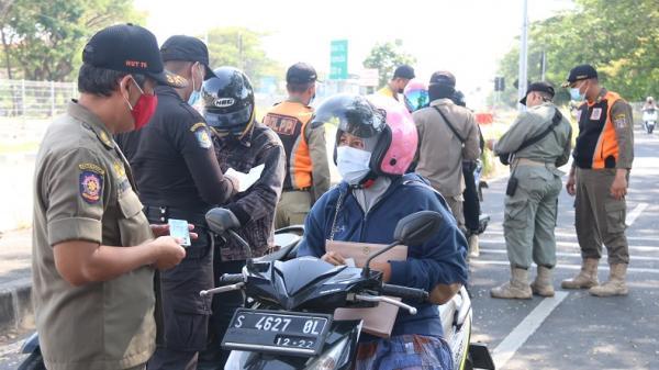 Polda Jatim Wajibkan Pelintas Jembatan Suramadu Bawa SIKM