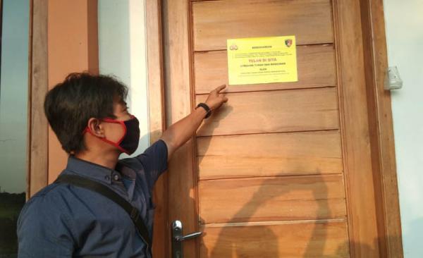 Bareskrim Polri Sita Sejumlah Bangunan Perumahan di Blora, Ada Apa?
