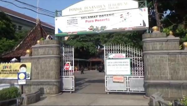 Cegah Covid-19, Ponpes Tebuireng Larang Santri dari Madura Kembali ke Pondok
