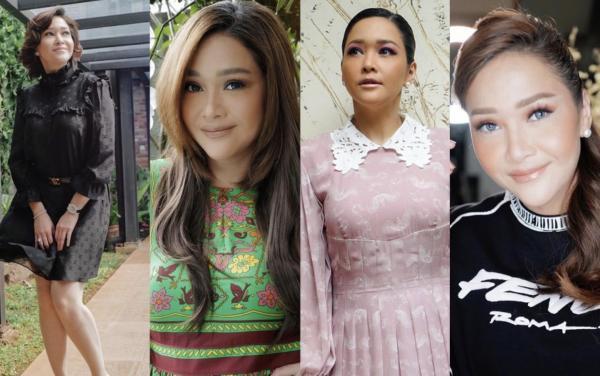 5 Gaya Fashion Maia Estianty yang Tajir Melintir dengan Dress Harga Selangit