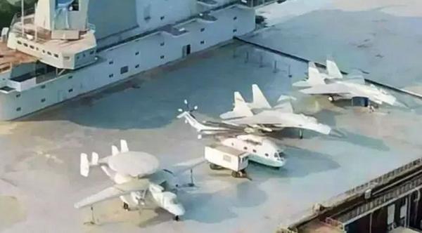 China Akan Luncurkan Jet Tempur Siluman FC-31 Generasi Baru dari Kapal Induk