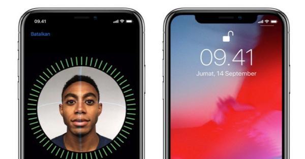 Cara Membuka Kunci iPhone saat Menggunakan Masker