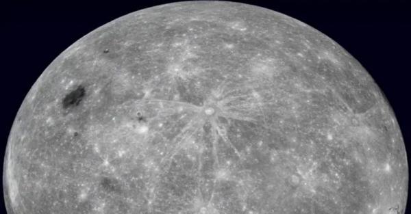 NASA Mendaratkan Muatan di Sisi Jauh Bulan untuk Pertama Kalinya
