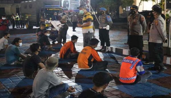 Resahkan Warga, 22 Pemalak dan Preman di Majalengka Diamankan Polisi