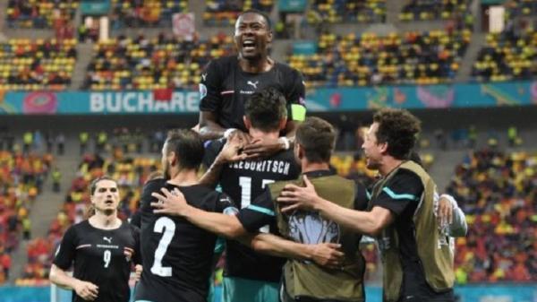 David Alaba Man of The Match usai Austria Taklukan Makedonia Utara 3-1