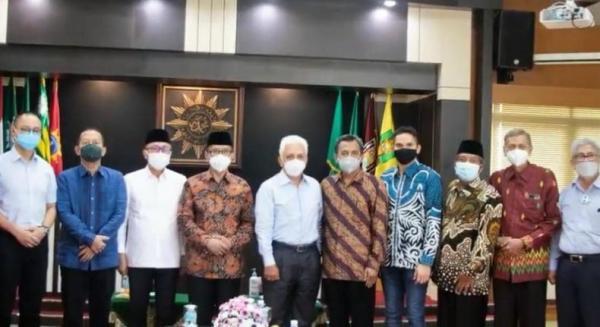 Tokoh PP Muhammadiyah dan PAN Bertemu, Cari Solusi Atasi Polarisasi Bangsa
