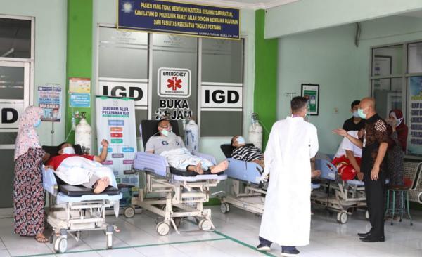 Penanganan Covid-19 di Jepara Amburadul, Telantarkan Pasien hingga Lambatnya Urus Jenazah
