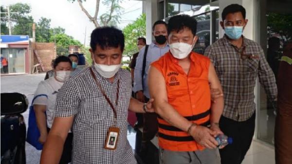 Buron 6 Tahun, Pemalsu Surat Tanah di Medan Ditangkap Kejaksaan