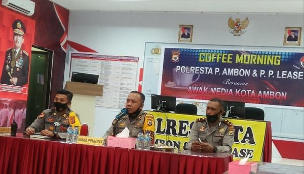 Joseph Mancino Jadi Tersangka Pembakaran BBM yang Hanguskan Asrama Perawat di Ambon