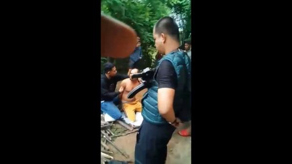 Beredar Video Amatir Polda Sumut Amankan Puluhan Kilo Sabu dan 2 Senjata Api di Aceh Timur