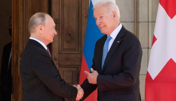 Disebut Joe Biden 'Pembunuh', Vladimir Putin Kini Malah Mengaku Puas