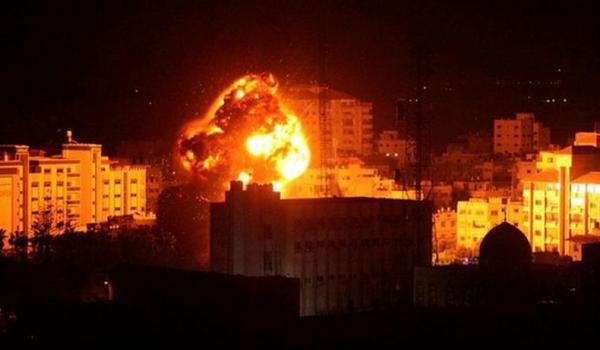 Israel Kembali Bombardir Gaza