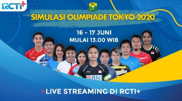 PBSI Gelar Simulasi Olimpiade Tokyo 2020, Netizen Antusias