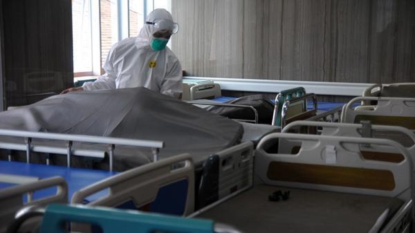 Jumlah Pasien Covid-19 Dirawat di RSUD Kota Bogor Meningkat