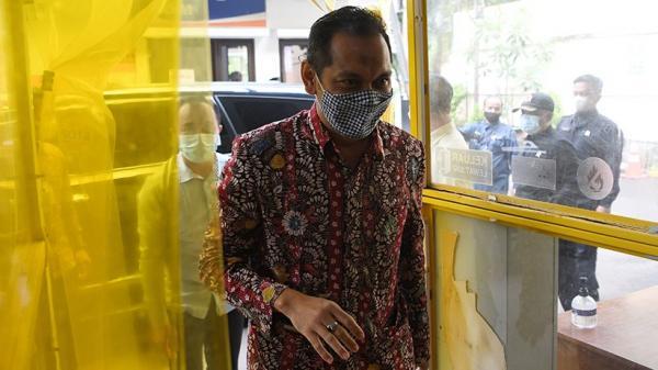 Pimpinan KPK Penuhi Panggilan Komnas HAM terkait Tes Wawasan Kebangsaan