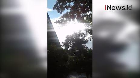 Video Viral Kesaksian Guru Melihat Matahari Terbit dari Utara