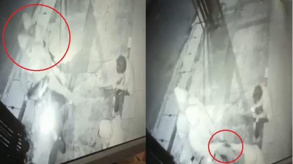 Viral di Medsos, Begal HP di Cibeureum Cimahi Terekam CCTV saat Beraksi