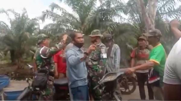 Fakta-Fakta POM TNI AL Tangkap 6 Preman Penjaga Kebun Sawit di Asahan