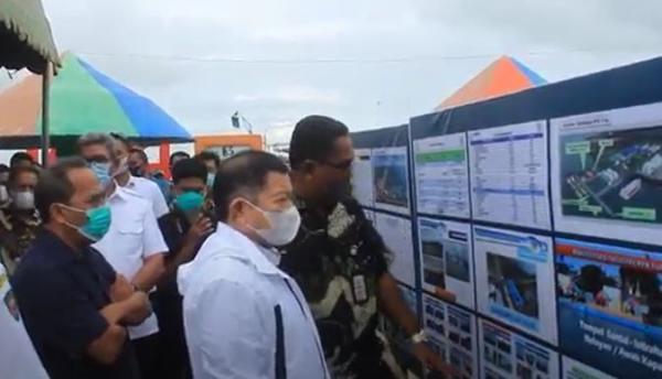 Pesawat Tak Diizinkan Landing, Gubernur Murad Damprat Bupati Malra
