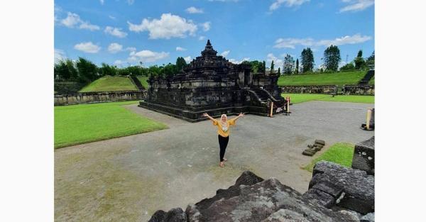 Ternyata Ini Candi Terbesar Ketiga setelah Borobudur, Tersembunyi di Bawah Tanah