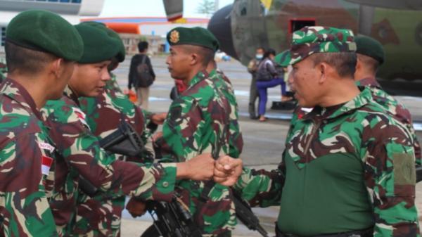 Dijaga 2 Bidadari, Jenderal Kostrad Ini Pimpin Operasi Penumpasan KKB Papua