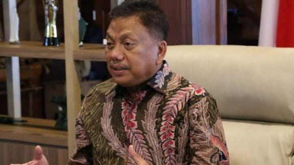 Gubernur Sulut Ajak Masyarakat Taati Perda Covid-19