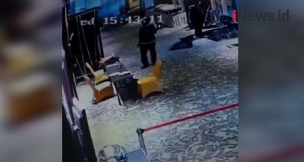 Video Terlalu, Pria Ini Catut Nama Wartawan Buat Curi Jaket Banser