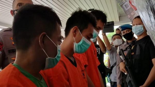 Komplotan Perampok di Rumah Warga Tangerang Ditangkap, Tiga Kali Beraksi