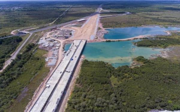 Indralaya - Prabumulih Terhubung Tol Pada 2022