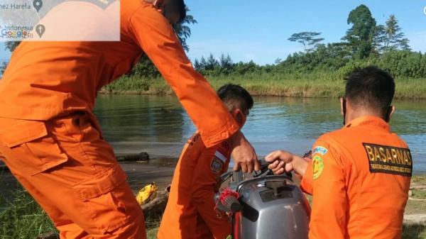 Nelayan Hilang saat Cari Ikan di Perairan sekitar Bandara Binaka Nias