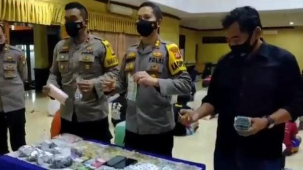 Razia Preman di Garut, 79 Remaja Ditangkap Sedang Beli Obat Terlarang