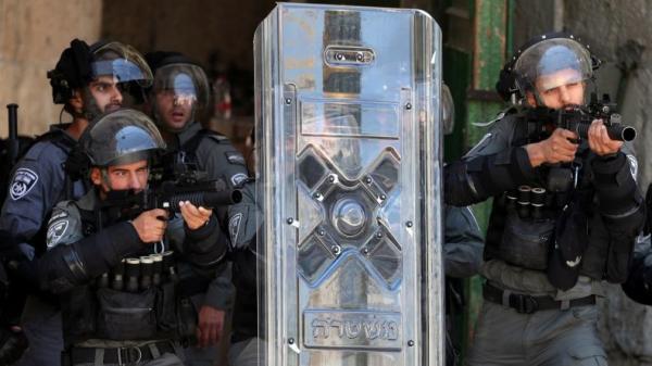 Pasukan Israel Serbu Masjid Al Aqsa Usai Sholat Jumat