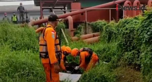 Video Tewas Terbawa Arus Sungai, Jenazah Bocah di Banten Ditemukan Tidak Utuh
