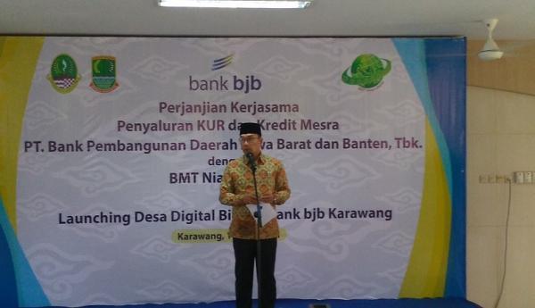 Ridwan Kamil Kejar Target Semua Desa di Jabar Terdigitalisasi