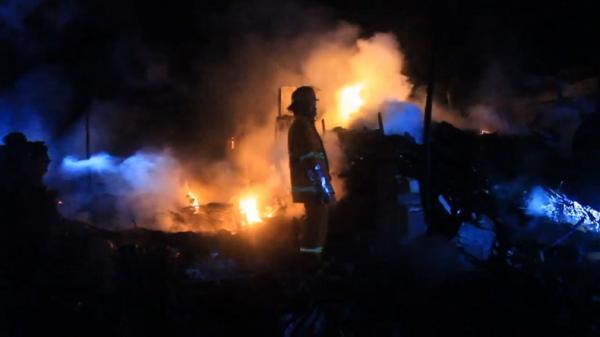 3 Kios Sembako di Pasar Langgur Ludes Terbakar, Kerugian Ratusan Juta