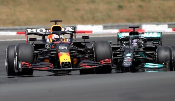 Salip Lewis Hamilton di Lap Terakhir, Max Verstappen Juara F1 GP Prancis