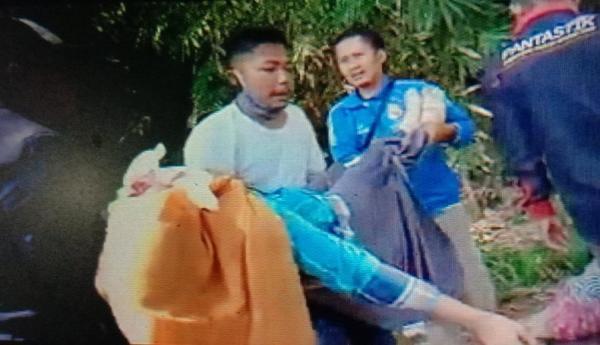 Mobil Odong-odong Rombongan Guru PAUD Terguling, Belasan Penumpang Luka-luka