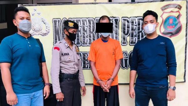 Pengedar Sabu di Sunggal Deliserdang Ditangkap Polisi