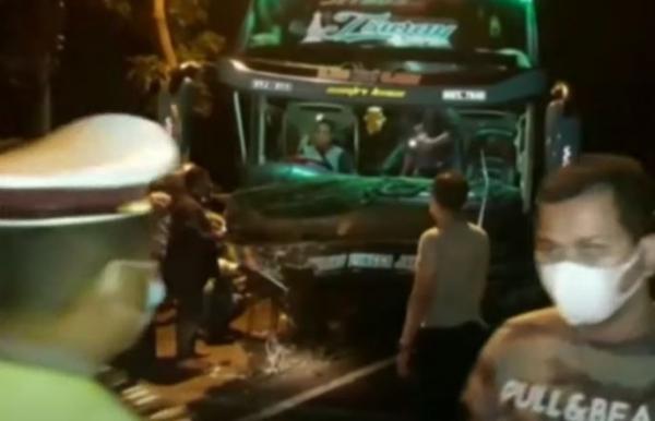 Video Kecelakaan Maut di Sokaraja, 6 Orang Tewas