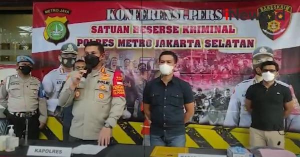Video Warga Jaksel Resah Pencurian Gas Melon, Polisi Beberkan Motif Pelaku