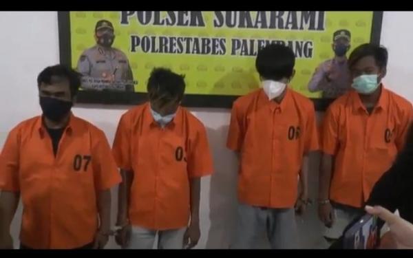 Fakta-Fakta Mengejutkan Oknum PNS di Palembang Ditangkap Kasus Sabu