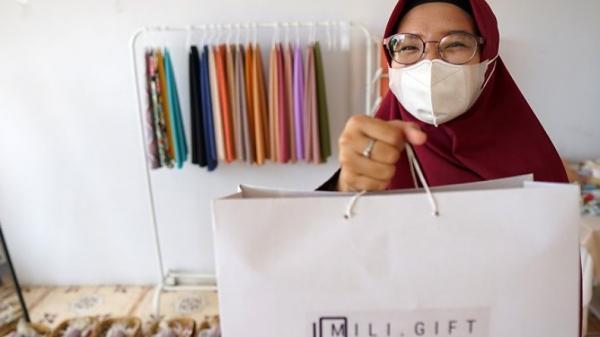 Usaha Hampers Rumahan Mulai Dilirik Warga Gorontalo saat Pandemi Covid-19