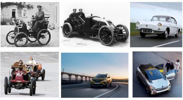 Sejarah Renault, Produsen Mobil Tertua di Dunia Diwarnai Konflik dan Intrik