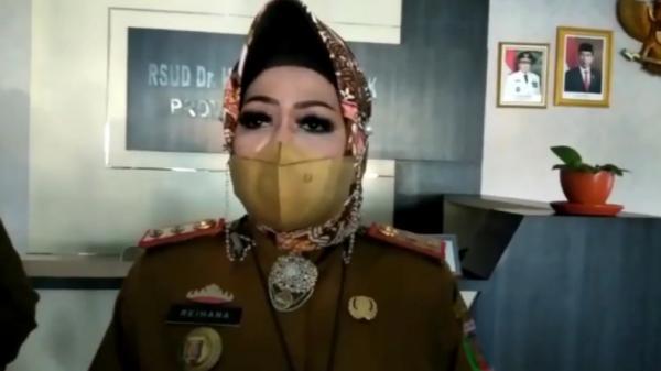 Pasien Covid-19 di Lampung Tambah 73 Orang, Ini Wilayah Penyebarannya