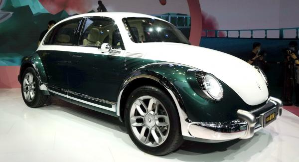China Patenkan Mobil Mirip VW Beetle, Volkswagen Pasrah