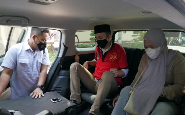 Dua Tersangka Kasus Perdagangan Orang Tujuan Irak Dilimpahkan ke Kejaksaan