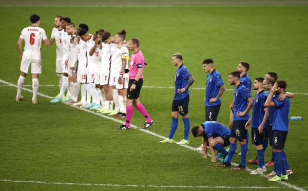Italia Juara Euro 2020 usai Kalahkan Inggris via Adu Penalti