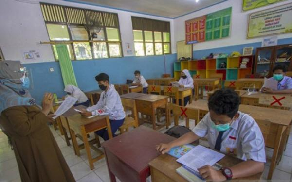 Guru di Majalengka Siap Gelar PTM di Sekolah, Vaksinasi Dikebut
